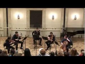 Г. Джейкоб. Квинтет для фагота и струнного квартета. 2 часть. Caprice. Allegro giusto