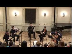 Г. Джейкоб. Квинтет для фагота и струнного квартета. 1 часть. Prelude. Largo