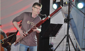 Андрей Рудометкин (фагот). 11 июня 2009