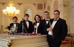Квинтет деревянных духовых инструментов Большого театра