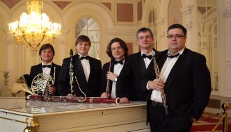 Создан Квинтет деревянных инструментов Большого театра